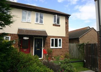 Thumbnail 2 bedroom semi-detached house to rent in Thornby Court, Anchorage Park, Portsmouth