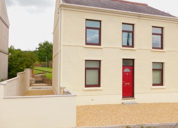 Thumbnail 3 bed detached house for sale in Cwmphil Road, Lower Cwmtwrch