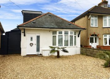 Thumbnail 3 bed detached bungalow for sale in Heath Road, Salisbury