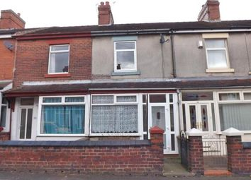 Thumbnail 2 bed terraced house for sale in Heaton Terrace, Porthill, Newcastle Under Lyme, Staffs