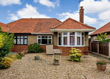 Thumbnail 2 bed semi-detached bungalow for sale in Pound Lane, Gorleston, Great Yarmouth