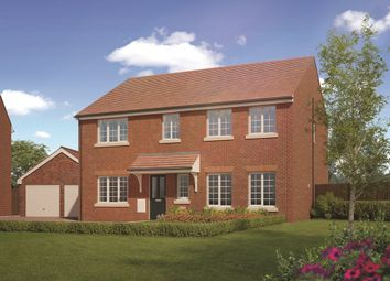 "Thumbnail 5 bedroom detached house for sale in ""The Holborn"" at Upper Redlands Road, Reading"