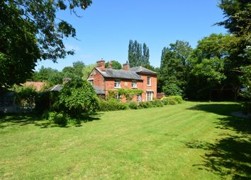 Thumbnail 4 bed detached house for sale in Mill Road, Baythorne End, Halstead