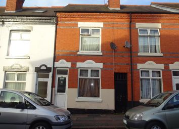 Thumbnail 3 bed terraced house for sale in Berners Street, Off Melbourne Road, Leicester