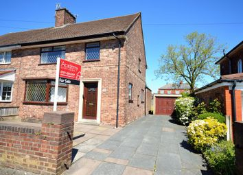 Thumbnail 3 bed semi-detached house for sale in Sandringham Road, Widnes