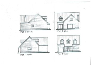 Thumbnail 4 bed detached house for sale in Church Road, Griston, Thetford