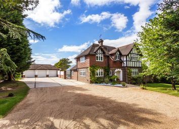 Thumbnail 5 bed detached house for sale in Tilburstow Hill Road, South Godstone, Surrey