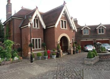 Thumbnail 6 bed detached house to rent in Burton Road, Gedling, Nottingham