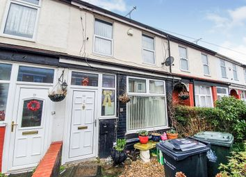Thumbnail 2 bed terraced house for sale in Enfield Road, Ellesmere Port