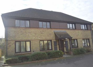 Thumbnail 1 bed flat for sale in Oakwood Grove, Basildon, Essex