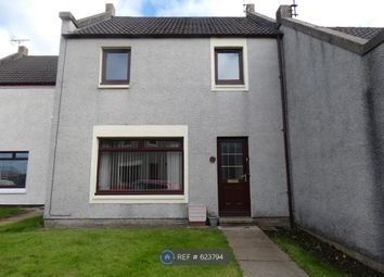 Thumbnail 2 bedroom terraced house to rent in Church Avenue, Crimond, Fraserburgh