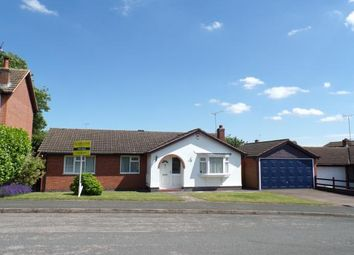 3 bed bungalow for sale in Bilsdale Road, Wigston, Leicester, Leicestershire LE18