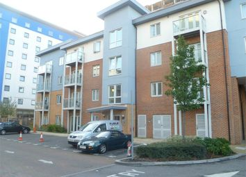 Thumbnail 1 bed flat to rent in Foundry Court, Mill Street, Slough, Berkshire