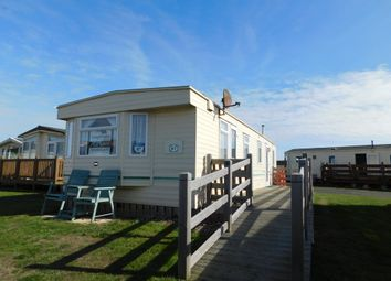 Thumbnail 3 bed mobile/park home for sale in North Denes, The Ravine, Lowestoft