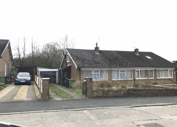 Thumbnail 2 bed semi-detached bungalow for sale in Alice Street, Oswaldtwistle, Accrington