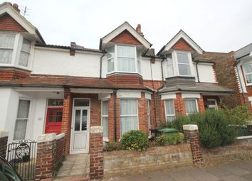 Thumbnail 3 bed terraced house to rent in Greys Road, Old Town, Eastbourne