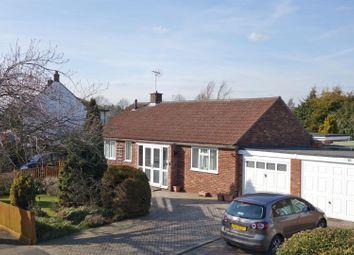 Thumbnail 3 bedroom detached bungalow for sale in Park Road, Bury St. Edmunds