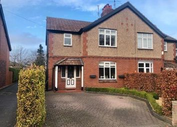 Thumbnail 3 bed semi-detached house for sale in Chancery Lane, Alsager, Stoke-On-Trent, Cheshire
