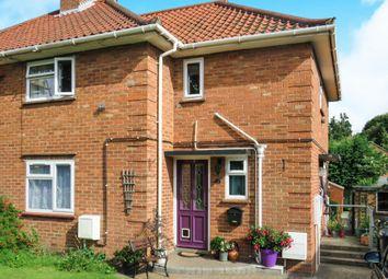 Thumbnail 2 bedroom flat for sale in Queensway, Wymondham