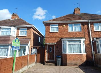 Thumbnail 3 bed property for sale in Edenhurst Road, Longbridge, Northfield, Birmingham