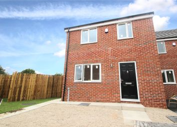 Thumbnail 2 bed semi-detached house for sale in Ashley Grove, Knottingley