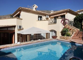 Thumbnail 3 bed villa for sale in Spain, Valencia, Alicante, Benidorm