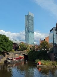 Thumbnail 1 bed flat to rent in Beetham Tower, 301 Deansgate, Manchester