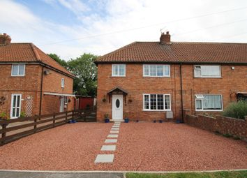 Thumbnail 3 bed semi-detached house for sale in Brecksfield, York