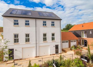 Thumbnail 3 bed terraced house for sale in Tarka Way, Crediton