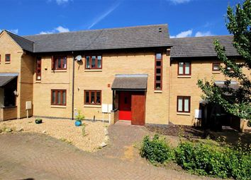 Thumbnail 3 bed terraced house for sale in Bulmer Close, Broughton, Milton Keynes