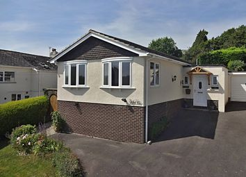 Thumbnail 3 bed detached bungalow for sale in Moor Road, Staverton, Totnes