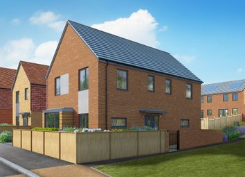 Thumbnail 4 bed detached house for sale in Camp Road, Bordon