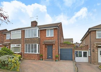 Thumbnail 3 bed semi-detached house for sale in Marchwood Road, Stannington, Sheffield