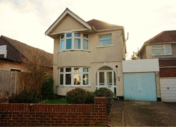 Thumbnail 3 bed link-detached house for sale in Winchester Road, Southampton