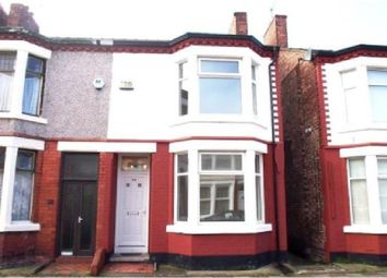 Thumbnail 3 bed end terrace house to rent in Liscard Grove, Wallasey