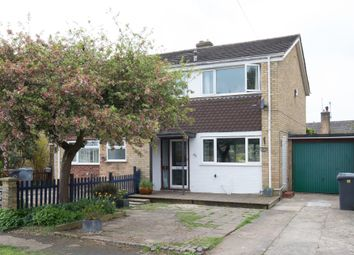 Thumbnail 3 bedroom semi-detached house for sale in Abbey Road, Witney
