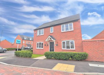 Thumbnail 3 bed detached house for sale in Chilham Way, Boulton Moor, Derby