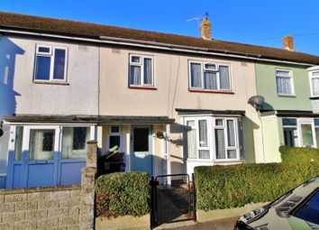 Thumbnail 3 bed terraced house for sale in Invergordon Avenue, Drayton, Portsmouth
