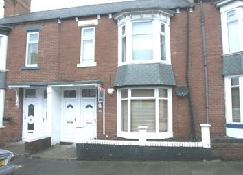Thumbnail 2 bed flat to rent in Crofton Street, South Shields