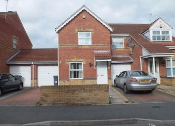 Thumbnail 2 bedroom semi-detached house to rent in Madison Street, Tunstall, Stoke-On-Trent