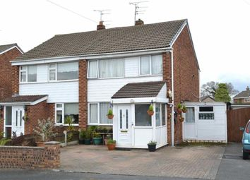 Thumbnail 3 bed semi-detached house for sale in Debra Road, Great Sutton, Ellesmere Port, 4Ln