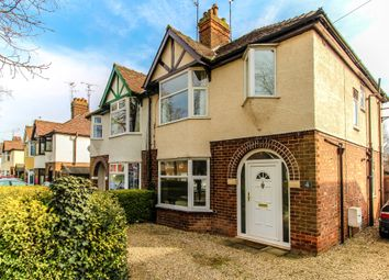 Thumbnail 3 bed detached house to rent in West Elloe Avenue, Spalding, Lincolnshire
