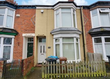 3 bed terraced house for sale in Edgecumbe Street, Hull, East Yorkshire HU5