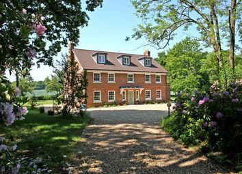 Thumbnail 7 bedroom detached house for sale in Doras Green Lane, Dippenhall, Farnham, Surrey