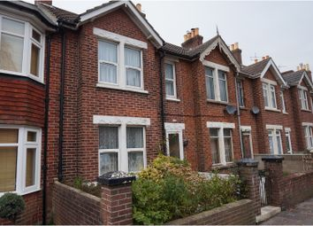 Thumbnail 2 bedroom terraced house for sale in Maple Road, Poole
