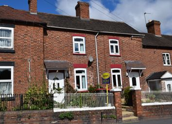 Thumbnail 2 bed semi-detached house for sale in Park Street, Madeley, Telford, Shropshire