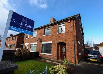 Thumbnail 3 bed semi-detached house for sale in Houston Drive, Castlereagh, Belfast