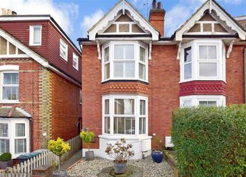 Thumbnail 4 bed semi-detached house for sale in Judd Road, Tonbridge, Kent