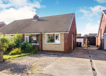 Thumbnail 2 bed semi-detached bungalow for sale in Grange Road, Leyland