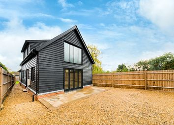 Thumbnail 2 bed detached house for sale in Hare Street, Buntingford